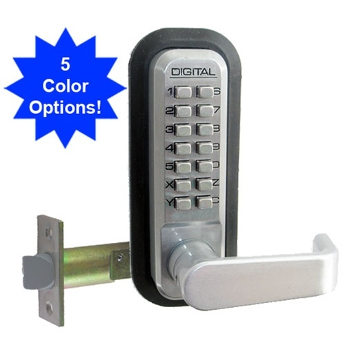 carbine electronic digital door lock manual