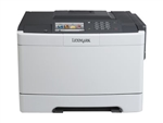 Lexmark CS510de Color Laser Printer One-Year Warranty