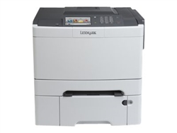 Lexmark CS510dte Color Laser Printer One-Year Warranty
