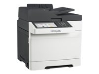 Lexmark CX510de Color Multifunction Laser Printer with Three-Year On-Site Warranty