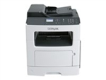 Lexmark MX310dn Multifunction Monochrome Laser Printer - Fax / Copier / Printer / Scanner