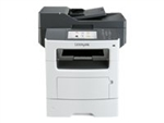 Lexmark MX611de Multifunction Monochrome Printer New with One-Year On-Site Warranty
