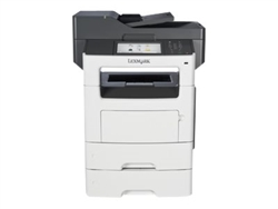 Lexmark MX611dte Multifunction Monochrome Printer New with One-Year On-Site Warranty