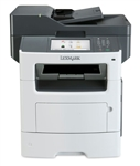 Lexmark MX617de Monochrome Multifunction Duplex Printer