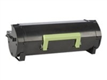 Lexmark 601H Toner Cartridge High Yield 10,000 Pages 60F1H00