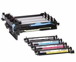 Lexmark 700Z5 CS310 CS410 CS510 and CX310 CX410 CX510 Black and Color Imaging Kit