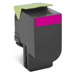 Lexmark 701XM OEM CS510 Series  Magenta Extra High Yield 4K Return Program Toner Cartridge