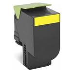 Lexmark 701XY OEM CS510 Series Yellow Extra High Yield 4K Return Program Toner Cartridge
