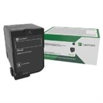 Lexmark CS720de CS725de OEM Extra High Yield 20K Black Toner Return Program