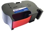 Pitney Bowes 767-1 Red Thermal Ribbon Cartridge (2-pack) for Post Perfect Postage Meter B700 - Generic