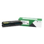 Lexmark C341XY0 Yellow Extra High Yield Toner 4,500 Pages Return Program Print Cartridge