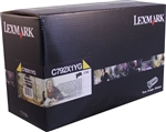 Lexmark C792 Yellow Extra High Yield 20K OEM Toner Cartridge