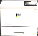 CDK Laser Station M605 Printer