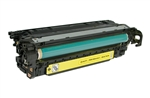 HP CE402A Yellow Toner Cartridge Standard Yield Remanufactured