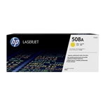 HP 508A Yellow OEM LaserJet Toner 5K Yield Cartridge CF362A
