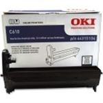 Okidata C610x Series Black Image Drum 20K