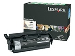 Lexmark T654X11A OEM High Yield 36K Toner Return Program 3 PACK