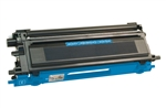 Brother TN110C Cyan Toner Cartridge Standard Yield 1,500 Pages Remanufactured *FREE Shipping