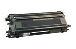 Brother TN115BK Black Toner Cartridge Remanufactured
