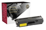 Brother TN339 Super High Yield 6,000 Page Yellow Toner Cartridge Remanufactured