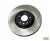 StopTech 2013-2014 Ford Focus ST Front Left Slotted Brake Rotor