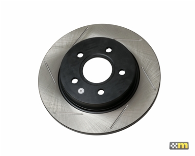 StopTech Ford Focus ST Rear Right Slotted Brake Rotor