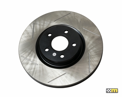 StopTech 2014-2018 Ford Focus ST Front Right Slotted Brake Rotor