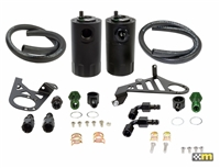 Radium Engineering Catch Can System - Ford Focus RS
