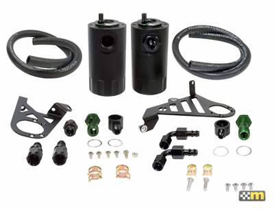 Radium Engineering Catch Can System - Ford Focus Rs | Mountune