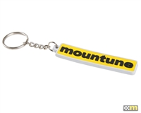 mountune silicone key ring