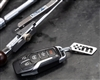 Mountune Stainless Steel Key Ring | Mountune