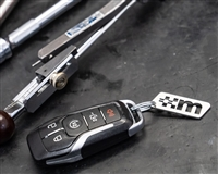 Mountune Stainless Steel Key Ring