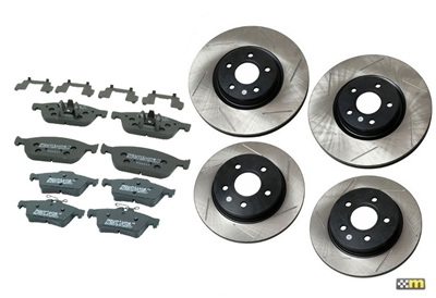Mountune Slotted Brake Upgrade Package - 2013-2014 Focus St | Mountune