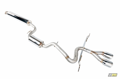 mountune High Flow Exhaust, Focus ST 2013-2018