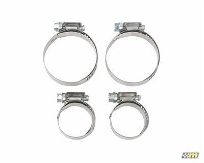 mountune Hose Clamp Set, Focus ST Coolant Hose
