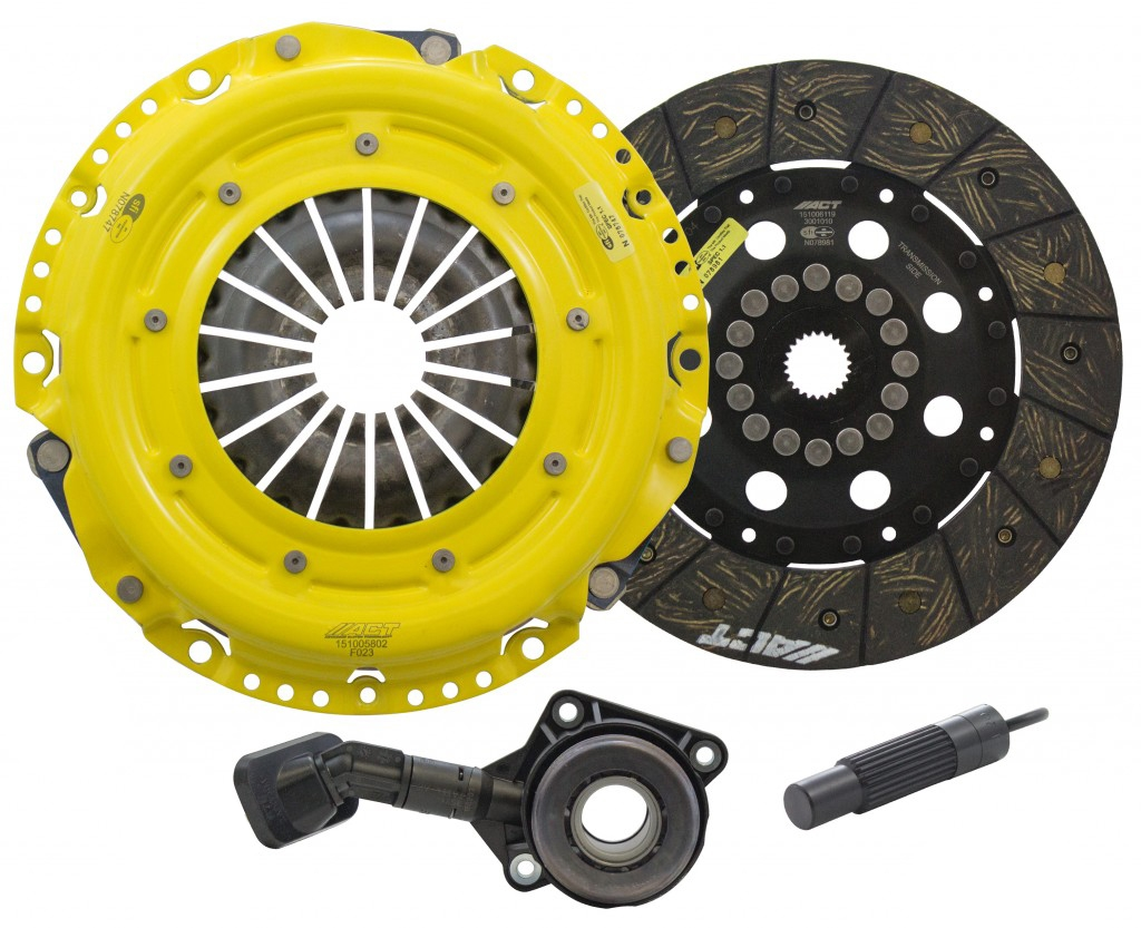 Act Heavy Duty Clutch Focus St 2013 18 Ff2 Hdsd