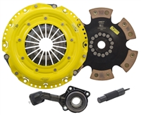 ACT Heavy Duty Race type 6 Puck Clutch Kit, Focus ST 2013-18  FF2 HDSD