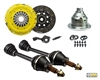 Drivetrain Upgrade - HD Clutch - Ford Focus ST