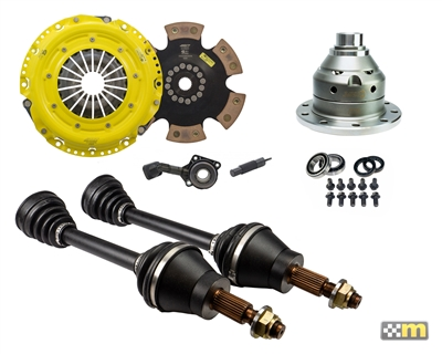 Drivetrain Upgrade - Race Clutch - Ford Focus ST