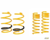 Sport Spring Set Ford Focus St 2013 Focus Lowering Springs Focus Suspension Upgrade | Mountune