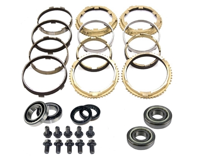 Ford MMT6 Carbon Synchro Complete Install Kit - Ford Focus ST