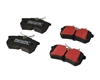 Mountune Rr Brake Pad Set, Fiesta St 13-19 Street | Mountune