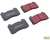 mountune Front Brake Pad Set, Focus RS 2016-2018 Street