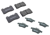 mountune Track Brake Pad Set - F/R - Focus RS 2016-2018