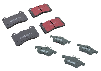 mountune Street Brake Pad Set - F/R - Focus RS 2016 - 2018