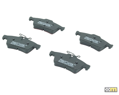mountune Rear Brake Pad Set, Focus RS 2016-2018 Street