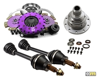 Drivetrain Upgrade - Ceramic Twin Disc Clutch - Ford Focus RS