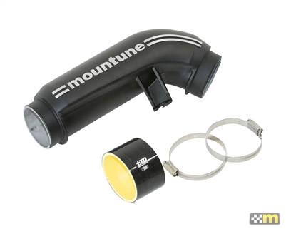 Intake Duct , Focus Rs (2536-Llc-Blk) - Ford Focus Power & Performance Upgrade | Mountune