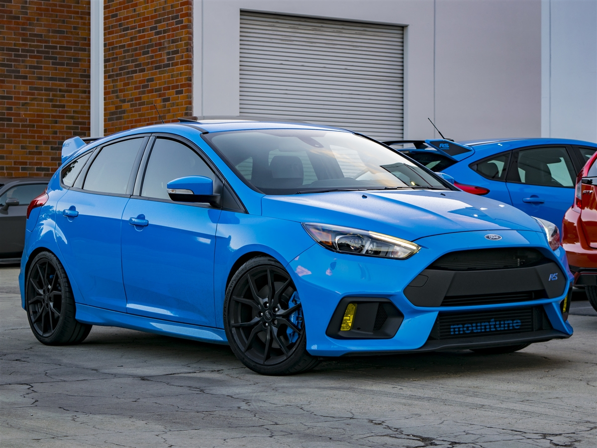 mountune sport spring set ford focus rs 2016-2018