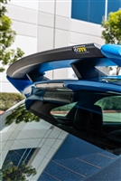 mountune Carbon Fiber Rear Spoiler Lip - Ford Focus RS